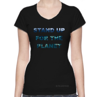 STAND UP FOR THE PLANET