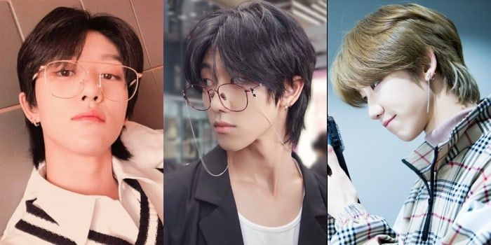 In Defense Of The Mullet 11 Idols Who Prove That This Hairstyle Is A Blessing To K Pop Soompi Mullet Hairstyle Hairstyle Mullets