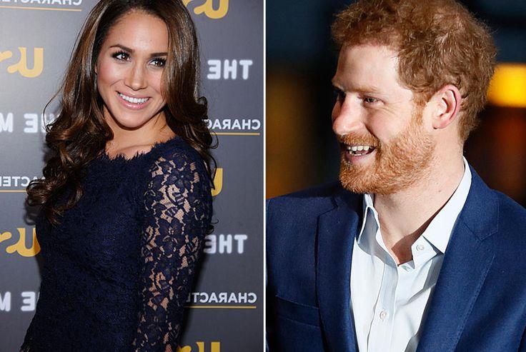 Prinz Harry + Meghan Markle: Sie sind Seelenverwandte | GALA.de