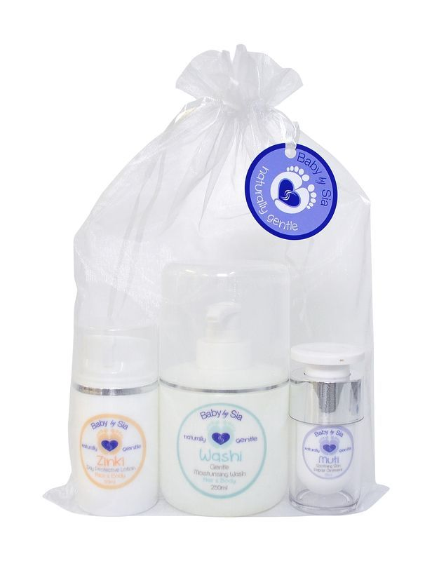 Baby skin care products by Sia are specially formulated to provide optimal care for delicate skin- no nasties. Perfect for healing and avoiding irritations. Helps soothe Eczema, milk rash, nappy rash, burns, bruises and dry skin.