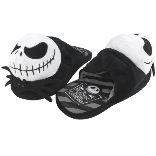Nightmare Before Christmas - Jack Plush Juniors Slippers