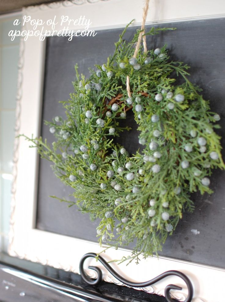 Winter Decorating After Christmas | Winter Decorating Ideas: Let it Grow! | A Pop of Pretty: Canadian ...