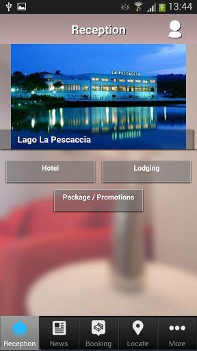 Villaggio La Pescaccia è un complesso creato da moderno albergo con 15 camere standard <br>(singole, doppie/matrimoniali e triple),  dotate di tutti i comfort. Il vero gioiello dell'albergo sono le  suite, tutte con jacuzzi posizionato nella grande terraz