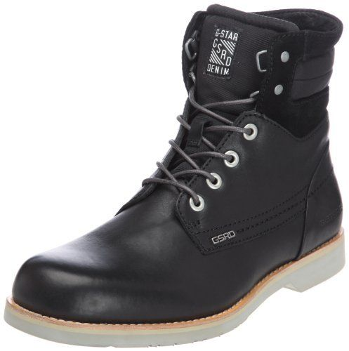 G-Star Raw District Summit Mens Boots - Black - SIZE US 11 G-Star. Save 15 Off!. $185.82. G-Star. leather. rubber sole. G-Star Raw District Summit Mens Boots - Black