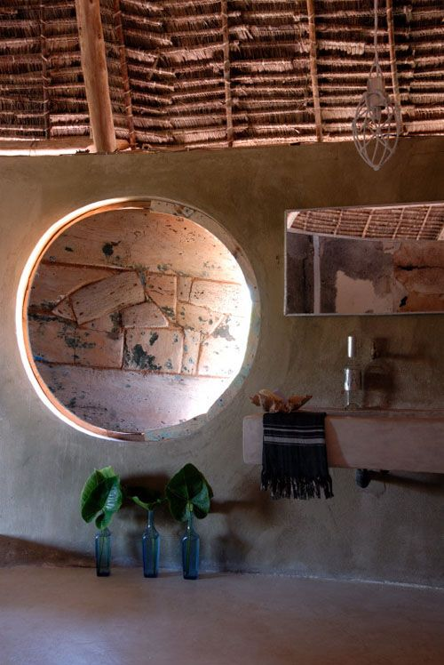 Designer Marzia Chierichettiu0027s Extraordinary #eco Home In Kenya. #interiors
