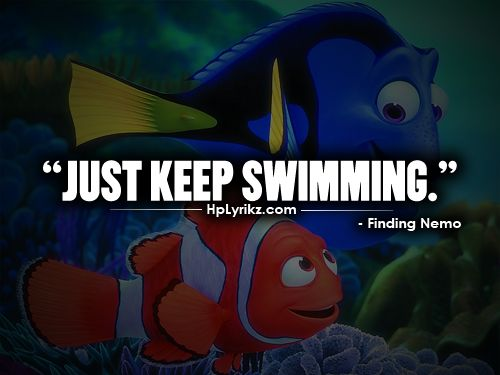Good Morning Everyone Finding Nemo : Best daily disney quotes images on pinterest a