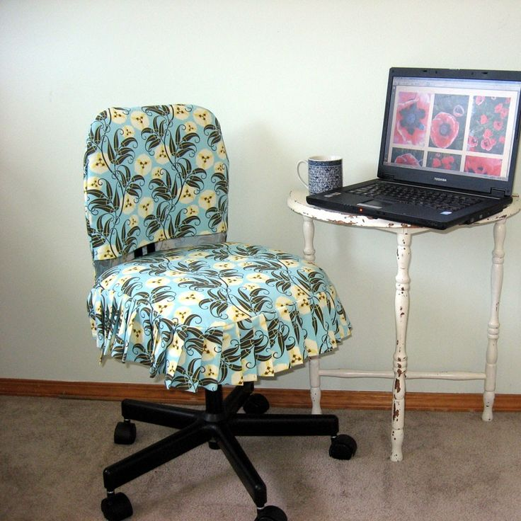 114 best desk chair slipcovers and makeovers images on pinterest