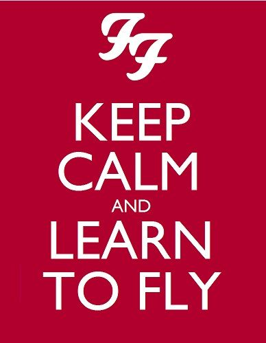 Foo fighters learn to fly lyrics