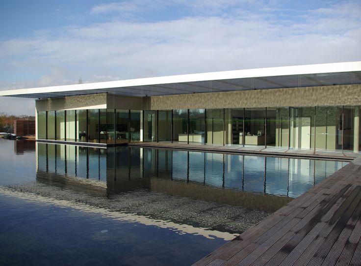 www.sky-frame.com –  Architecture: Bolles + Wilson, Germany www.bolles-wilson.com  Photography: Markus Hauschild, Germany www.hauschild.biz