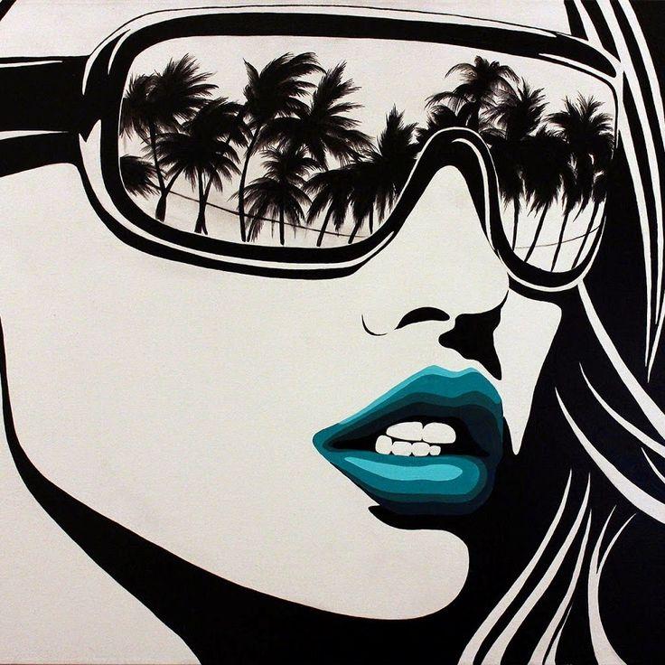 Pop Art -  by Shane Turner