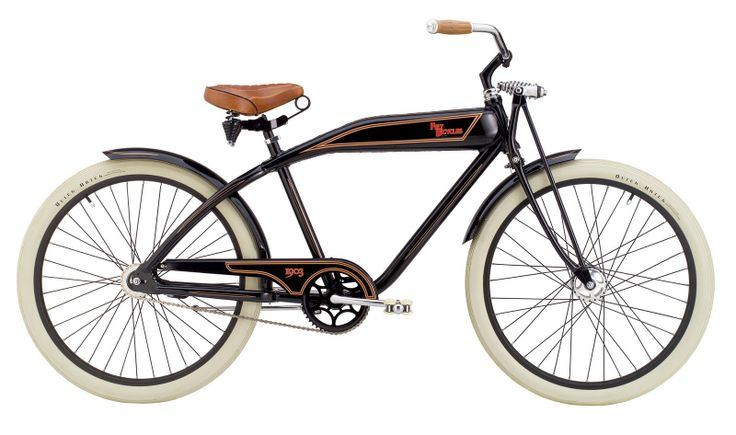 Cruiser Bikes | GasCap Motor's Blog: Felt Cruiser bicycles, USA