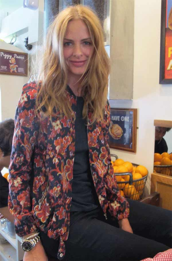 Trinny Woodall - Embraces Zara Fashion For 2012 - Gracie Opulanza where fashion speaks