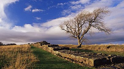 Hadrian's Wall: For empire and walkers