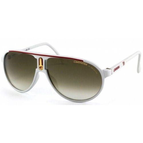 Gafas de sol Carrera Champion CCO White Red 62-12-125 http://relojdemarca.com/producto/gafas-de-sol-carrera-champion-cco/
