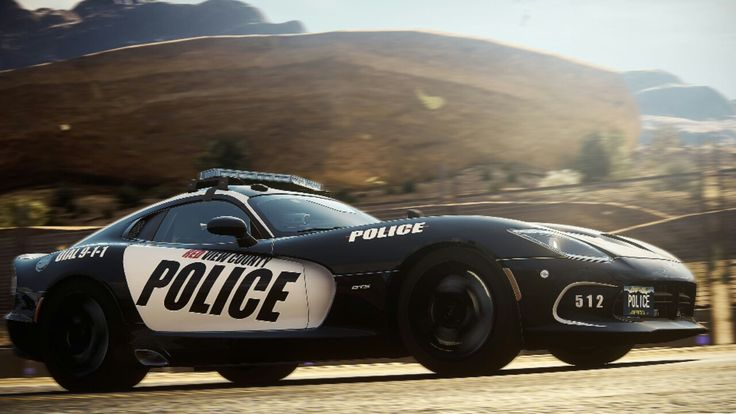 Need for Speed Rivals.