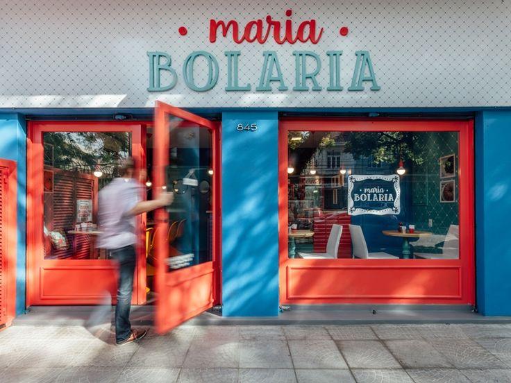 Maria Bolaria - proj. Arq. Gustavo Redlich