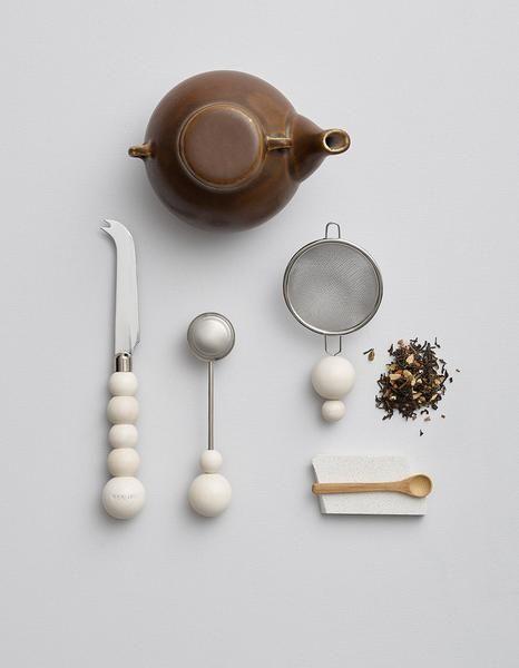 Aarikka Puisto tea strainer: Puisto tea strainer