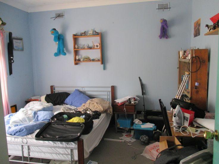 Before- Bedroom 2