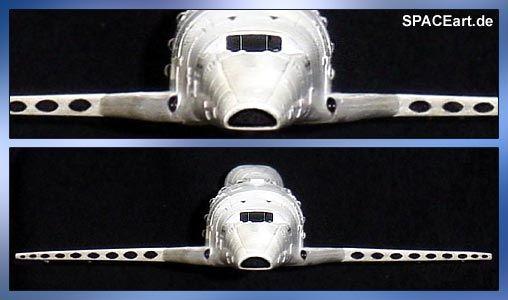 2001 - Odyssee im Weltraum: Orion 3 Spaceplane, Modell-Bausatz ... https://spaceart.de/produkte/2001011.php