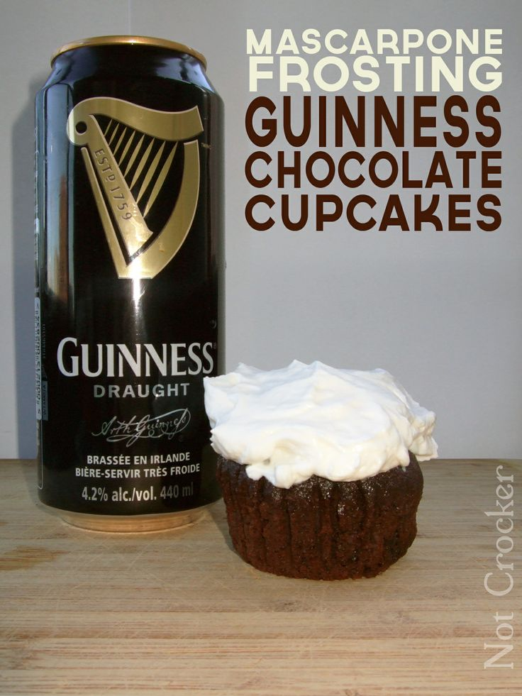 1000+ ideas about Guinness Cupcakes on Pinterest ...