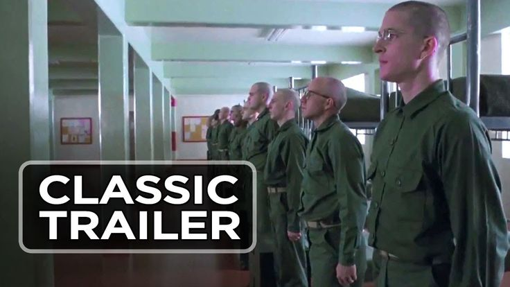 Full Metal Jacket (1987) Official Trailer - Stanley Kubrick Movie HD