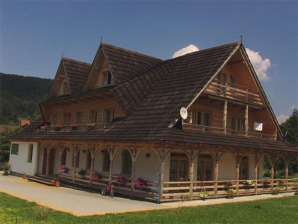 Willa Arnika, Www.willaarnika.upps.eu, Villa Arnika Liegt In Einem Schönen,  ökologisch Sauberen Bereich Des Bieszczady Gebirge, In Der Pufferzone Des  ...