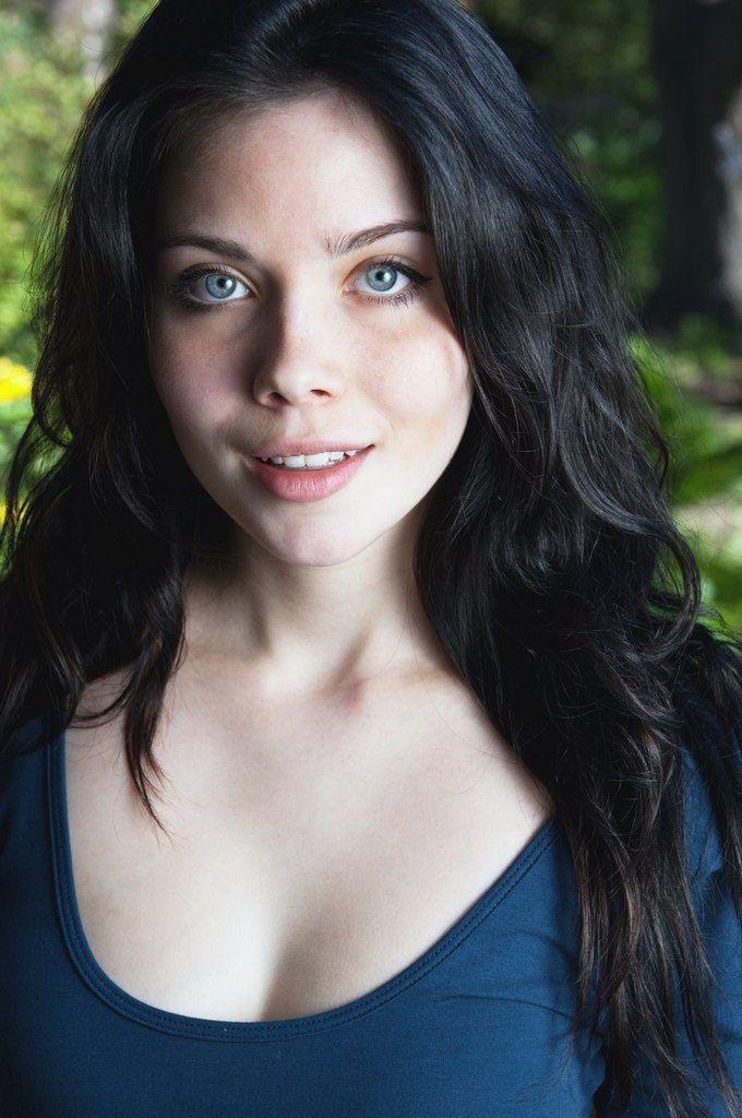 Grace Phipps hermosa actriz de hermosos ojos, entra papu!