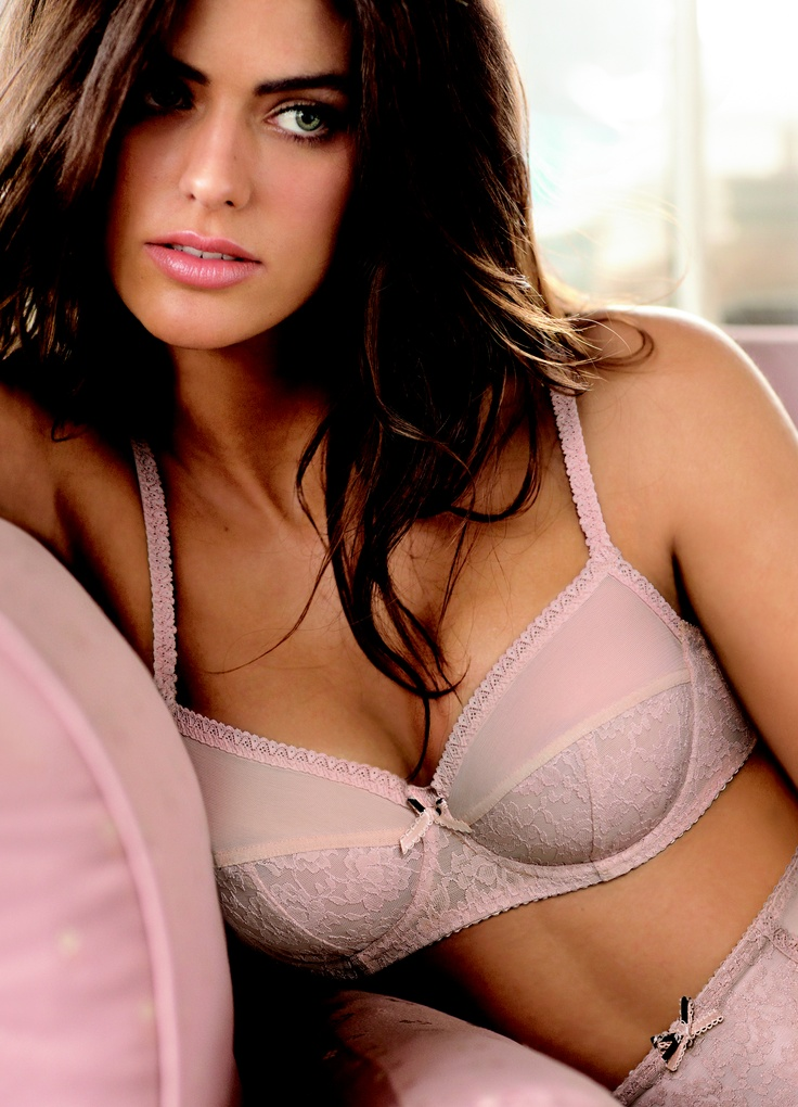 Alyson Le Borges for Intimissimi, 2010. Shot by James ...