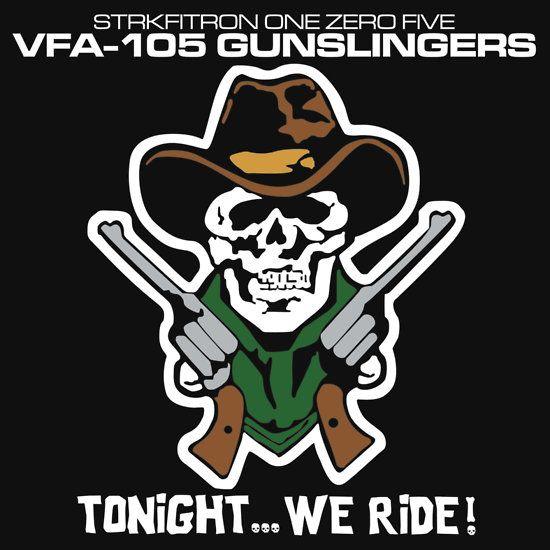 VFA-105 GUNSLINGERS