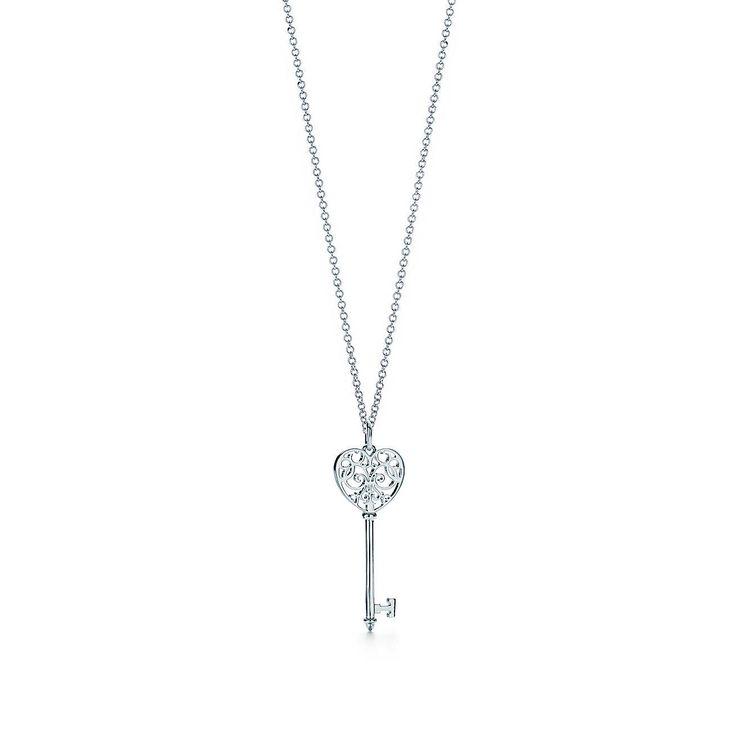 Tiffany Enchant®: Pendente Chiave Heart