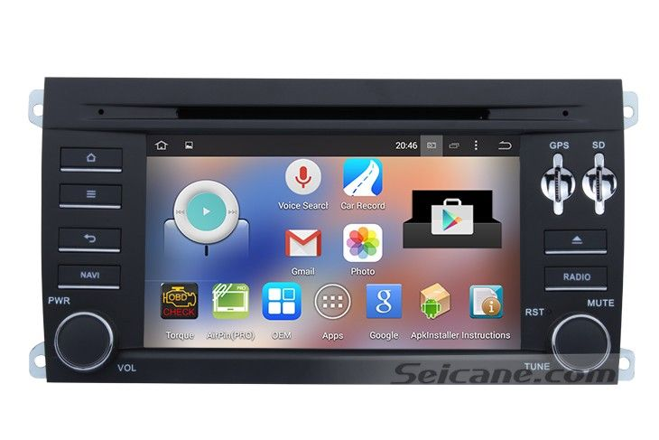 How to select a right aftermarket Porsche Cayenne car stereo for your car