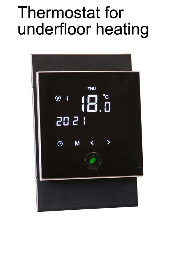Energy Saving Motion Sensor Thermostat Motion Sensor Thermostat