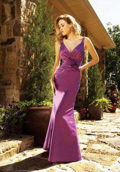 pourpres robes de demoiselle