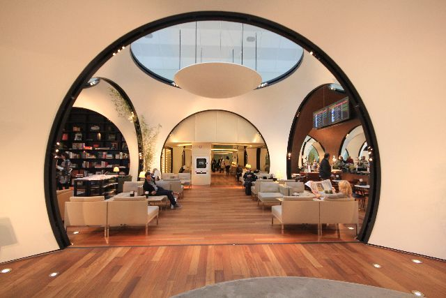 Turkish Airlines Business Class Lounge Istanbul