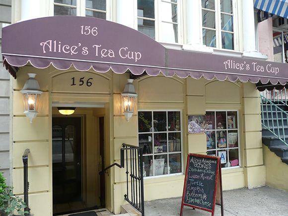 Alice's tea cup: la NYC dei residenti.