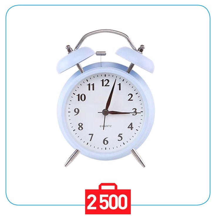 ⏰⏰⏰Настольные часы от fast-fashion бренда #MINISO🇯🇵, в которых прекрасно сочетаются стиль и надёжность😌 Популярная разновидность часов – настольный #будильник😉 Владелец может установить время⌛, в которое устройство подаст звуковой #сигнал📡, сообщая, что пора просыпаться💤, собираться на работу, в школу, на заранее намеченное мероприятие✍ 📣 Устройство работает от обыкновенной батарейки AA⌚️👍, что не создаст проблемы в случае замены элемента питания✨✨✨ В магазине #miniso вы можете…