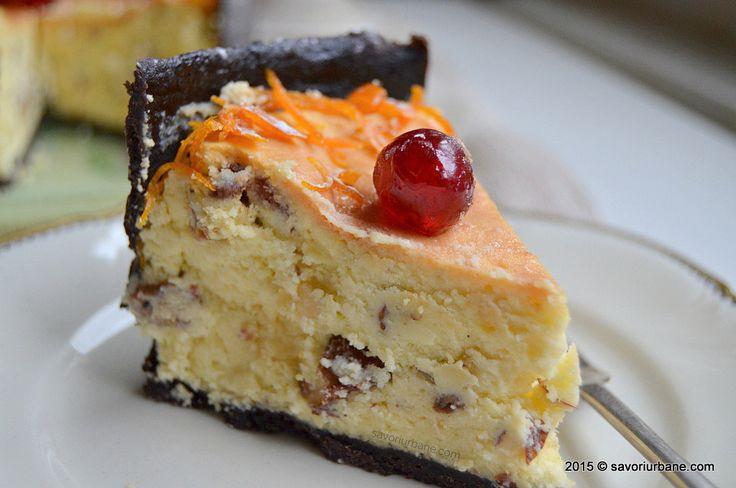 Pasca cu branza dulce si stafide (36)