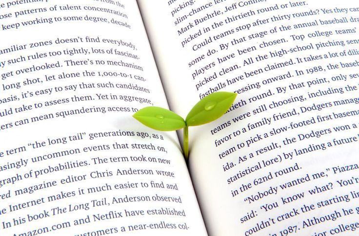 designboom shop: sprout bookmark by doodoo design