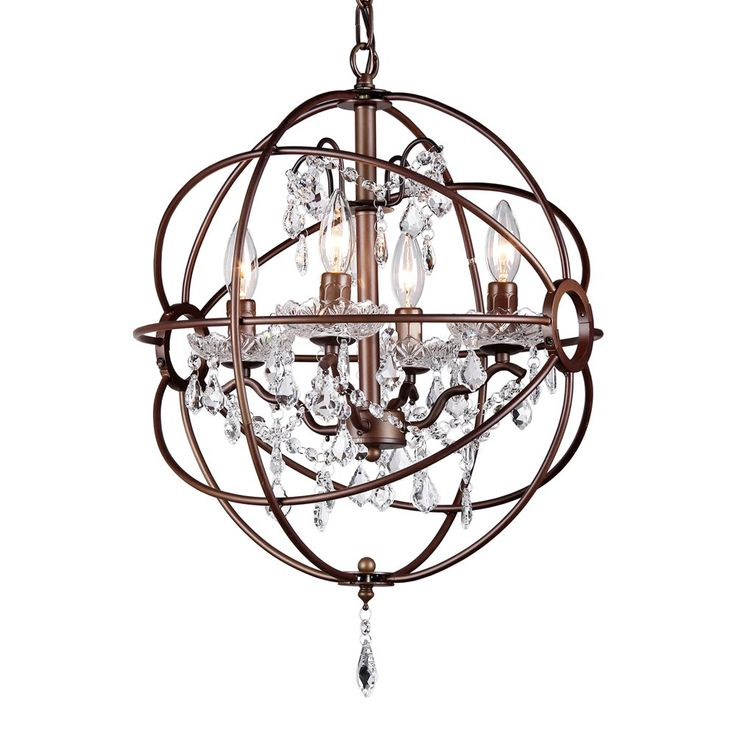 Shop Warehouse of Tiffany  RL8049-16AB Edwards-16 5 Light Chandelier at Lowe's Canada. Find our selection of chandeliers at the lowest price guaranteed with price match + 10% off.