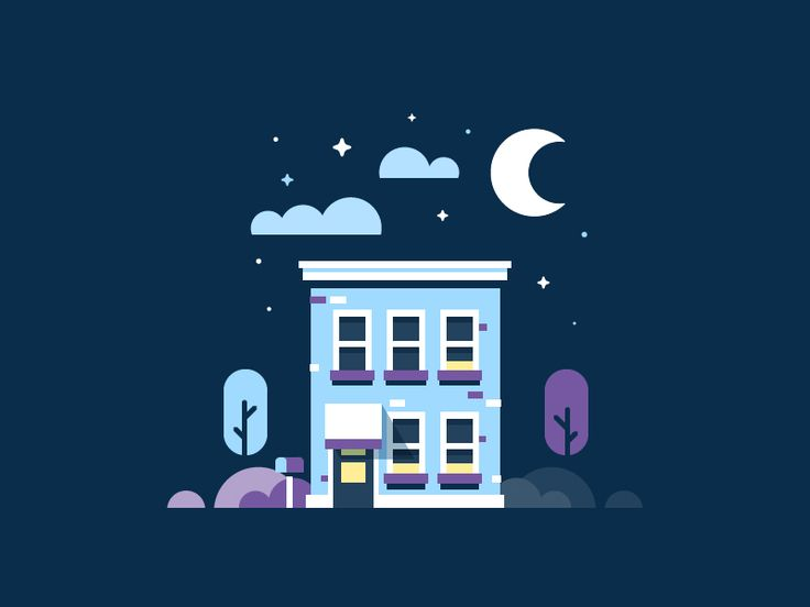 Another Late Night  by Scott Tusk #Design Popular #Dribbble #shots