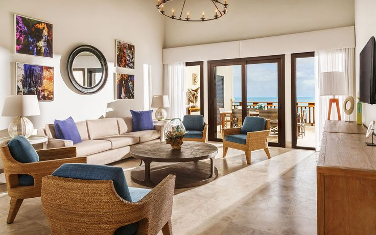 Penthouse Suite with Three Bedrooms at Zumi Beach Resort, Anguilla