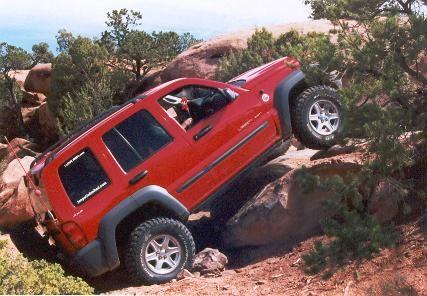 jeep liberty lift kit