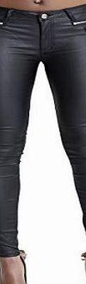 Crazy Lover Womens Black Leather Wet Look Leggings UK 10 No description (Barcode EAN = 5060431531240). http://www.comparestoreprices.co.uk/latest1/crazy-lover-womens-black-leather-wet-look-leggings-uk-10.asp