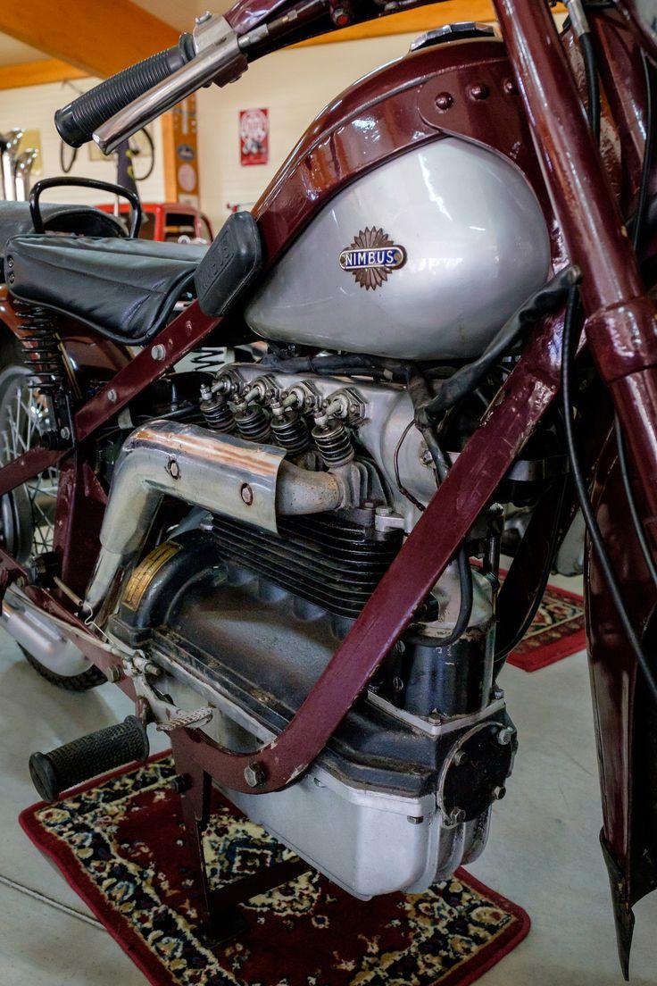 Veteraani Moottoripyörät