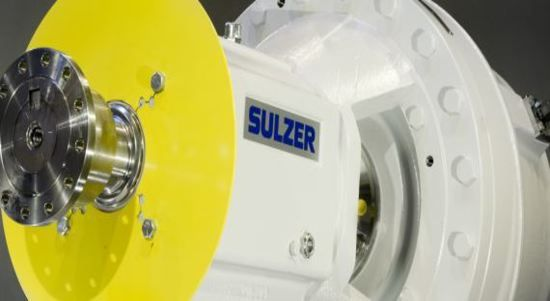 Sulzer BBT/BBT-D Process Two-Stage Centrifugal Pumps