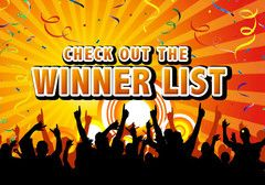 Checkout our PIN IT TO WIN IT Winners list!  Here is where you will find all those victorious in our noble challenges on Facebook & Pinterest!  Come, look for your name and claim your prize!  If you'd like to enter our challenge and Increase your odds, simply visit our Fan Page on Facebook and get ready for excitement!