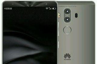 Rumor Tentang Spesifikasi Huawei Mate 9