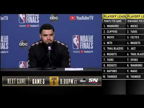 ? New VİDEO ?: Fred VanVleet Press Conference   NBA Finals Game 2 Check more at https://allwo…