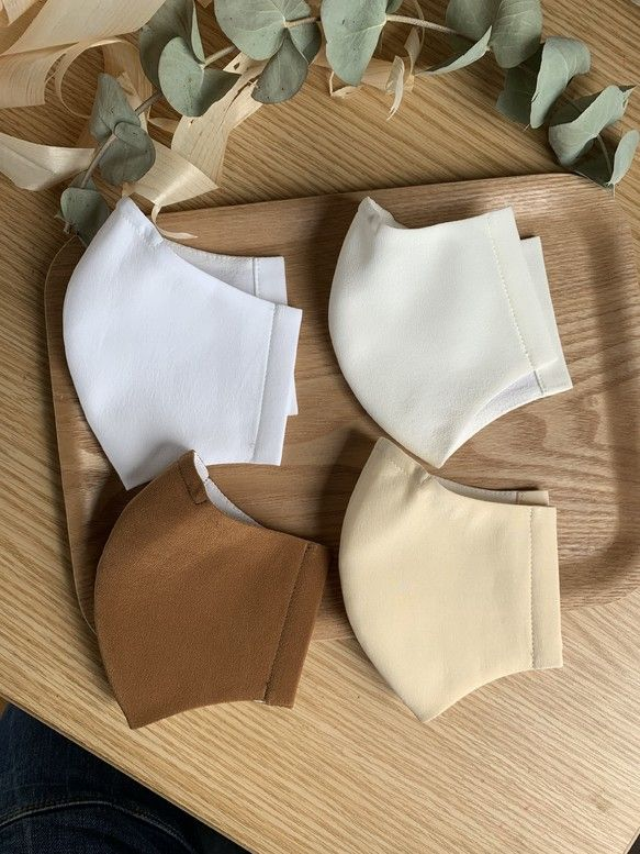 一度つけたらやみつき 職人が作ったシルクマスク どこにもないウッドフィルター付き 絹木マスク 1枚セット マスク 職人 セット