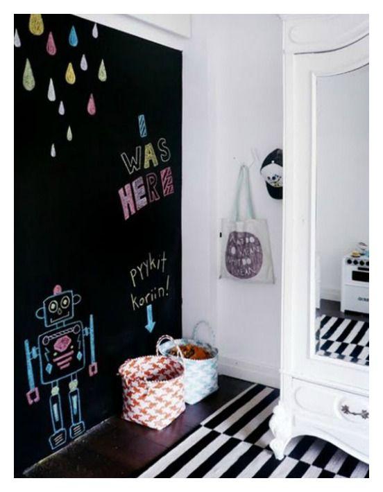 Idea File: Kids' Play Spaces